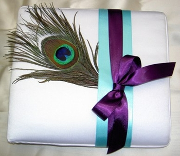 Wedding Guest Book, Bridal Guest Book