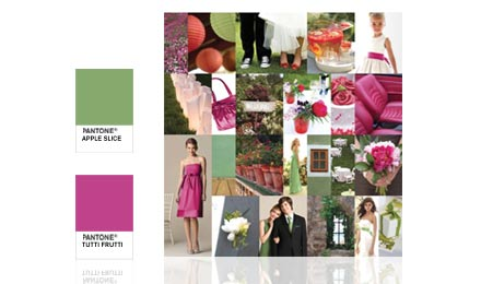 PANTONE Wedding Accessories
