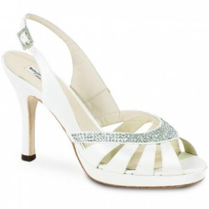 Angelina Bridal Shoes by Paradox London