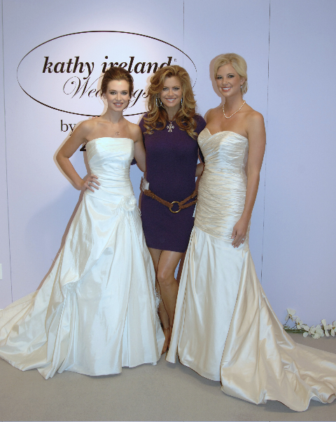 Kathy Ireland Weddings
