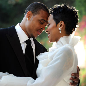 R&B Singer Monica Marries Lakers Guard