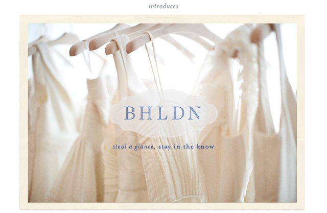 Anthropologie Weddings