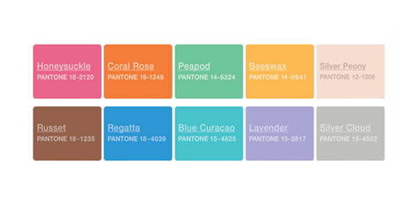 Spring Wedding Colors Citing exotic destinations like Africa India
