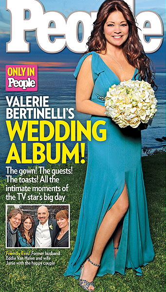 Valerie Bertinelli Wedding/Celebrity Wedding