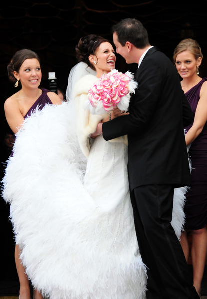 Kyle Busch Wedding/Celebrity Wedding