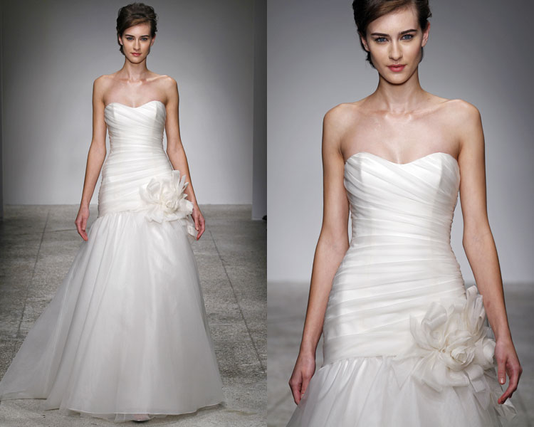 Asha Wedding Dress by Amsale