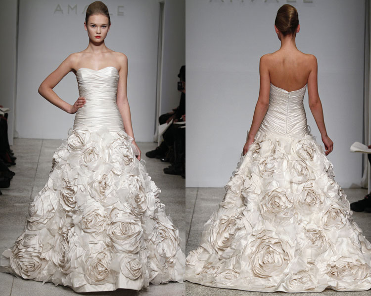 Bijou Bridal Dress by Amsale