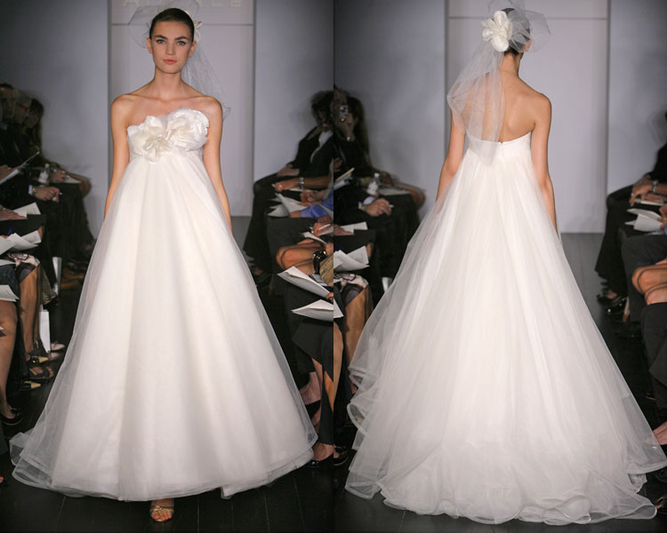 Rhiannon Wedding Dress by Amsale