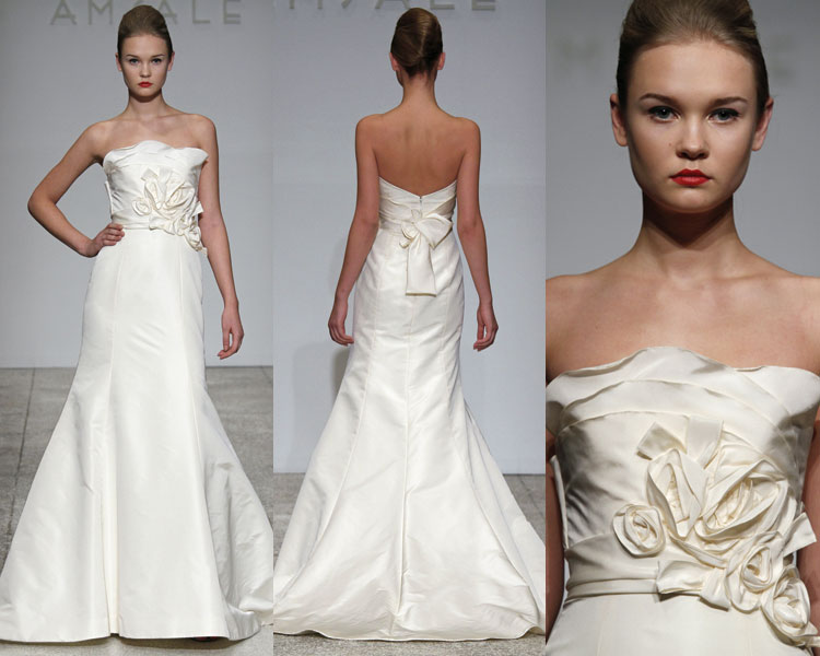 Taryn Wedding Gown by Amsale