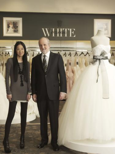 Vera Wang and David's Bridal
