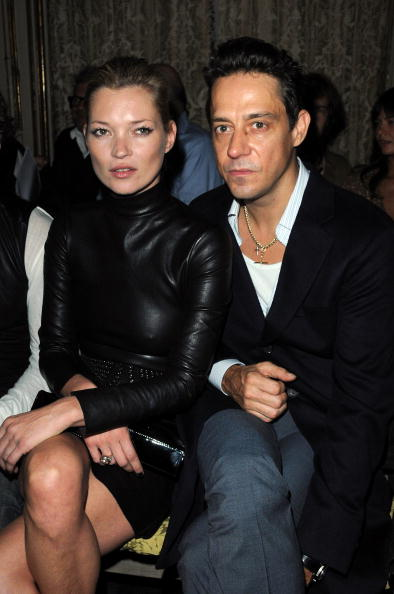 Kate Moss and Jamie Hince Engaged