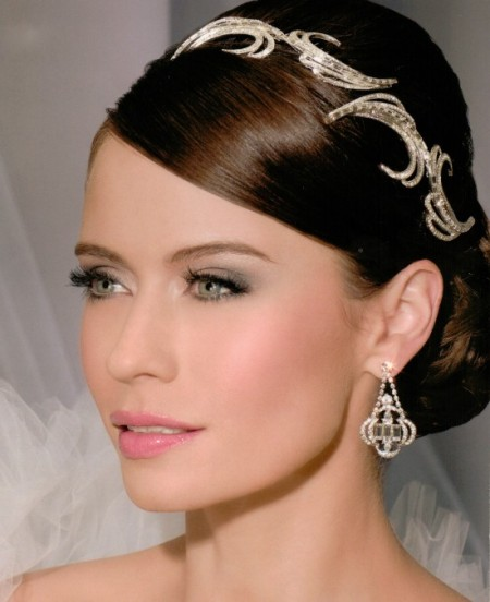 Rhinestone Bridal Hair Comb