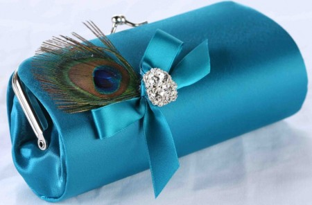 Peacock Bridal Accessories