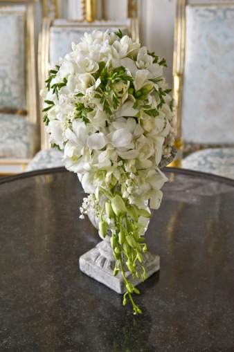 Monaco Royal Wedding Flowers