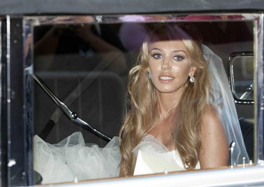 The lavish wedding of Formula One Croatian heiress Petra Ecclestone and