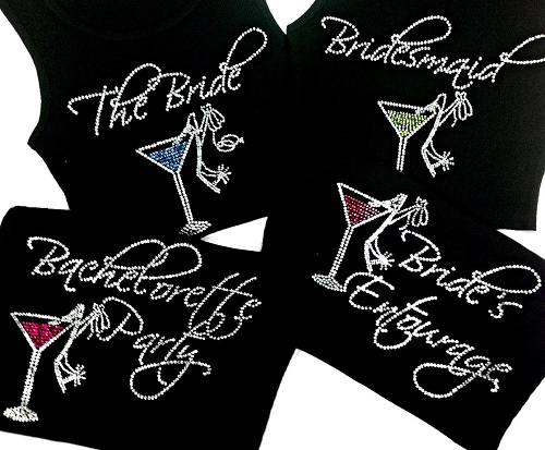 8bridal party shirt