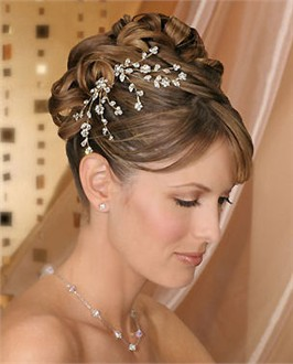 Bel Aire Bridal Hair Accessories 1870