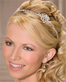 Bel Aire Bridal Headband 923