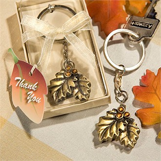 Autumn Inspired Key Chain Favors-6462