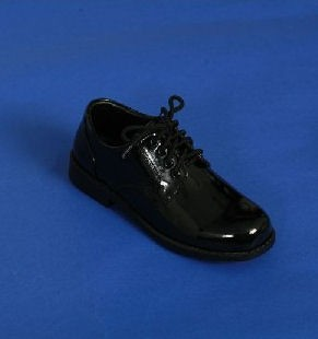Boys BlackTuxedo Shoes - Boys  WhiteTuxedo Shoes