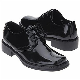 Boy's Patent Leather Oxford