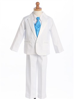 Boys' Tuxedo with Vest and Tie