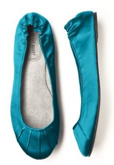 Oasis Ballet Flats - Bridesmaid Shoes