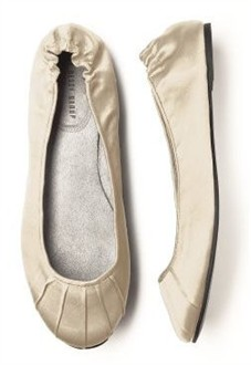 Palomino Ballet Flats - Bridesmaid Shoes