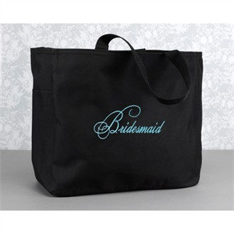 New! Bridesmaid Tote - Personalization Available!