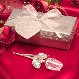 Choice Crystal by Fashioncraft - Long Stem Rose-2202