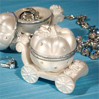 Cinderella Favors - Cinderella's Carriage Curio Holder