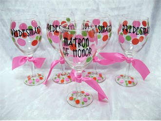 Custom Wine Glasses - Personalized Wine Glasses