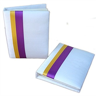 Collegiate Mini Photo Album - LSU or Custom
