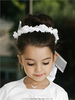 First Communion Headpiece 492