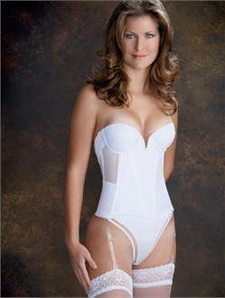 Flattering Me Bridal Bustier with Seamless Front