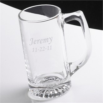 12 oz. Personalized Sports Mug