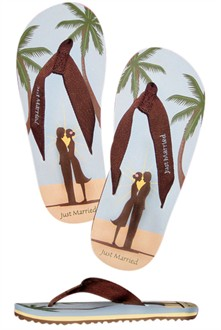 Honeymoon Flip Flops - Honeymoon Sandals