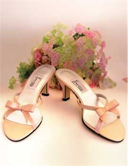 Angelica Wedding Shoes by Salon Shoes