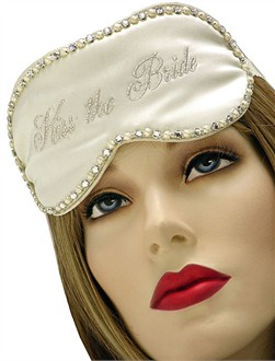 Kiss The Bride Sleep Mask