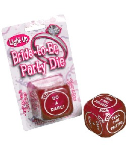 Light Up Bride to Be Die