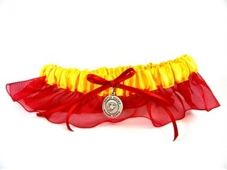 US Marines Wedding Garter