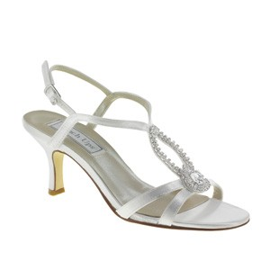 Mindy by Touch Ups - Dyeable Bridal Shoes