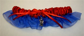 University of Mississippi Garter