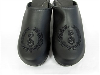 Initial Clogs by Pink Monogram