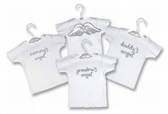 Angel Bebe Winged Infant T-Shirt