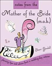 Notes from the Mother of the Bride Book