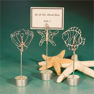 Beach Wedding Favors Place Card Holder Favors-4710