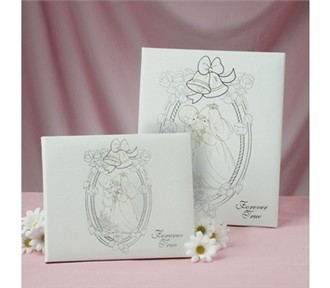 Precious Moments Guest Book