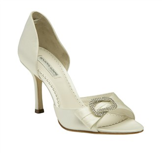 Salma Wedding Shoes by Benjamin Adams - Paradox London Shoes