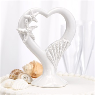 Starfish Cake Topper - Beach Cake Topper